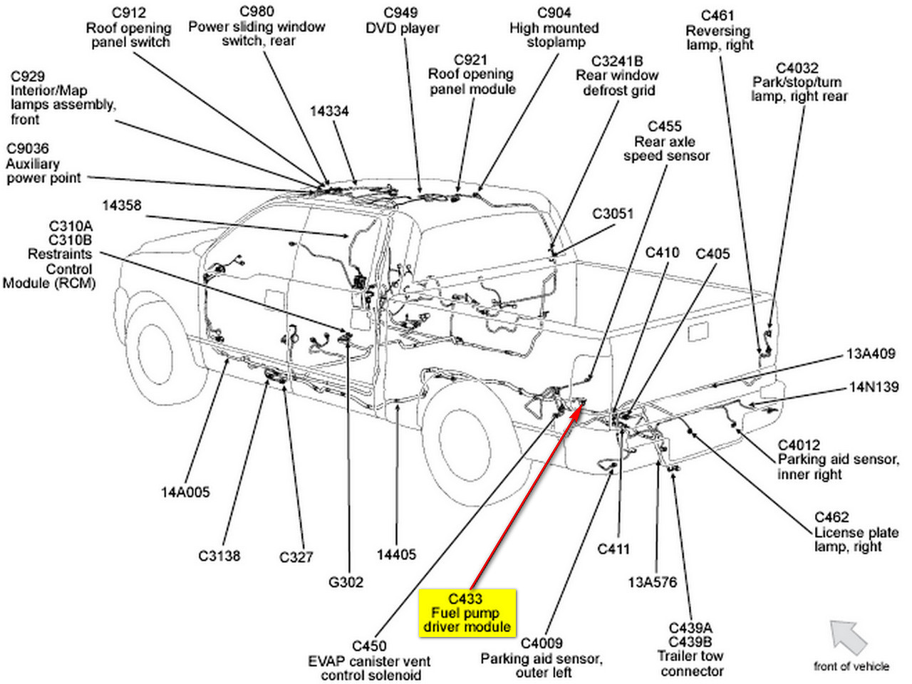 2000 Ford F150 Fuel Tank Diagram Wiring Diagram Solid Window Solid Window Antichitagrandtour It