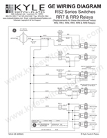 Super Ge Low Voltage Switch Relay Wiring Instruction Guide Wiring Cloud Rineaidewilluminateatxorg