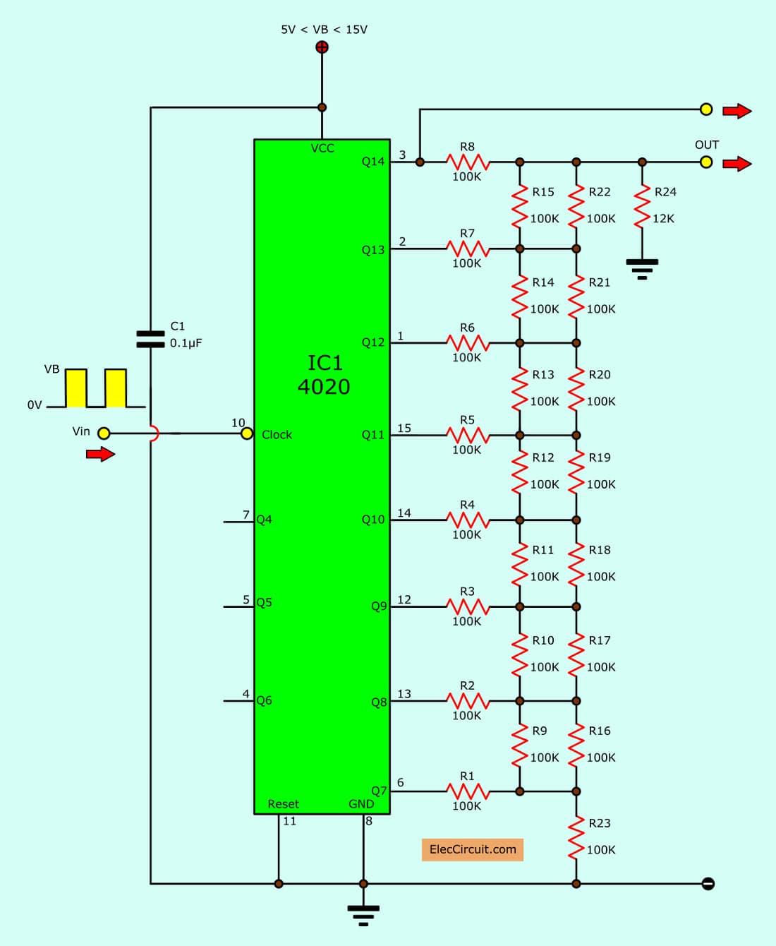 Cool Wrg 4274 Signal Generator Schematic Wiring Cloud Filiciilluminateatxorg