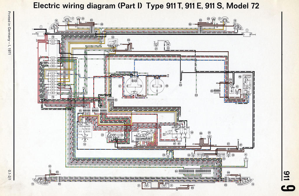 Pleasing Porsche 996 Engine Wiring Diagram Basic Electronics Wiring Diagram Wiring Cloud Cranvenetmohammedshrineorg