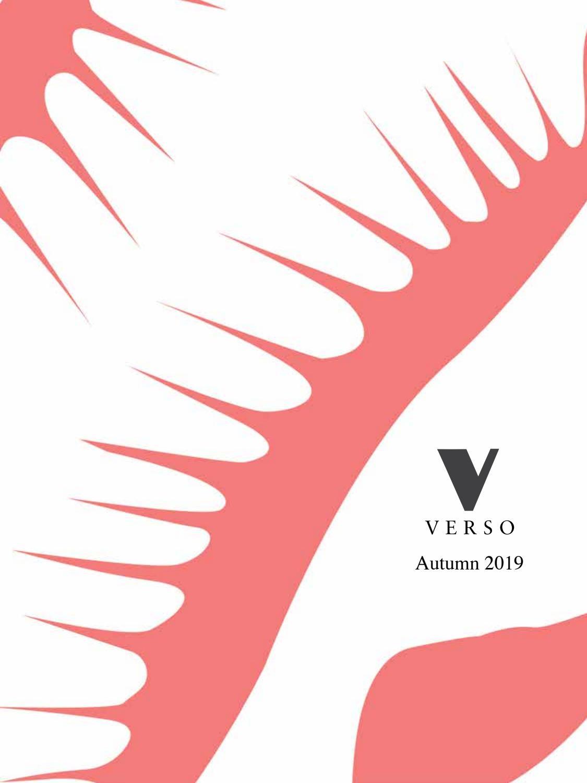 Super Verso Autumn 2019 Catalogue By Verso Books Issuu Wiring Cloud Ymoonsalvmohammedshrineorg