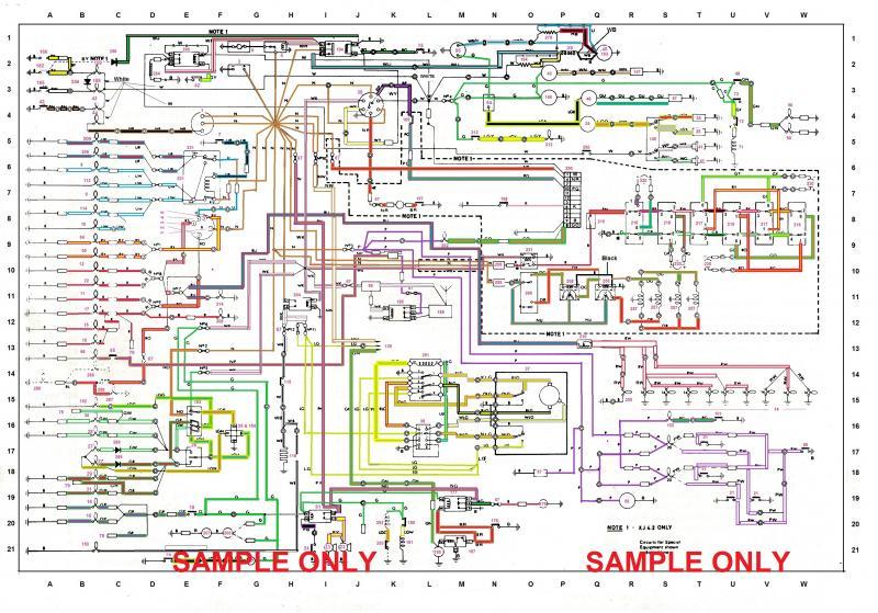 Strange Xj6 Wiring Diagram Wiring Diagram Data Wiring Cloud Histehirlexornumapkesianilluminateatxorg