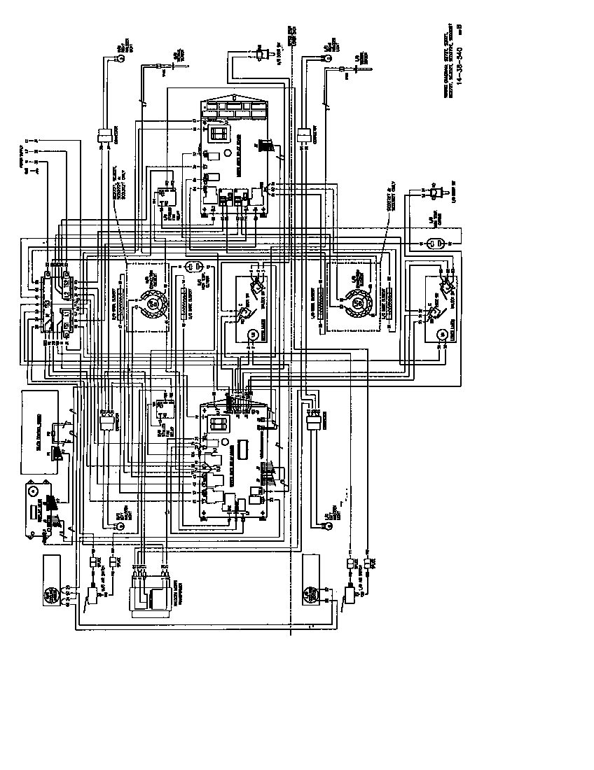 Creda Oven Wiring Diagram 2005