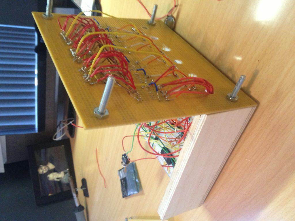 Fabulous Homemade Ttl Circuit 24 Hour Digital Clock Wiring Cloud Loplapiotaidewilluminateatxorg