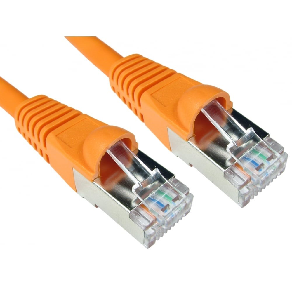 Stupendous Cables Direct 0 5M Cat6A Patch Cable Orange Art 100 O Ccl Wiring Cloud Waroletkolfr09Org
