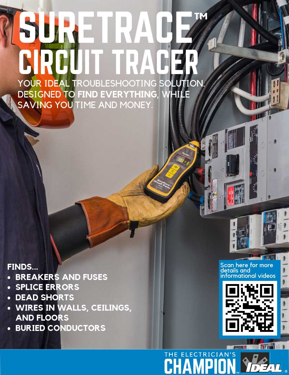 Terrific Suretrace Circuit Tracers Ideal Industries Wiring Cloud Domeilariaidewilluminateatxorg