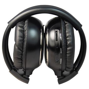 Swell China Ir Wireless Headphones Infrared Cordless Headset For Car Dvd Wiring Cloud Biosomenaidewilluminateatxorg