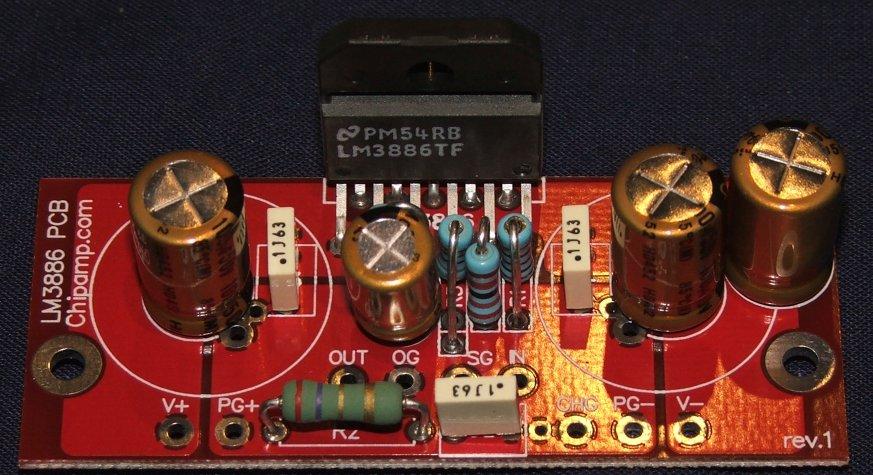 Super Gainclone Power Amplifier Wiring Cloud Ittabisraaidewilluminateatxorg