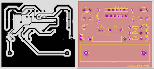 Surprising Parallel Gainclone Power Amplifier Lm3886 Electronic Circuit Wiring Cloud Ittabisraaidewilluminateatxorg