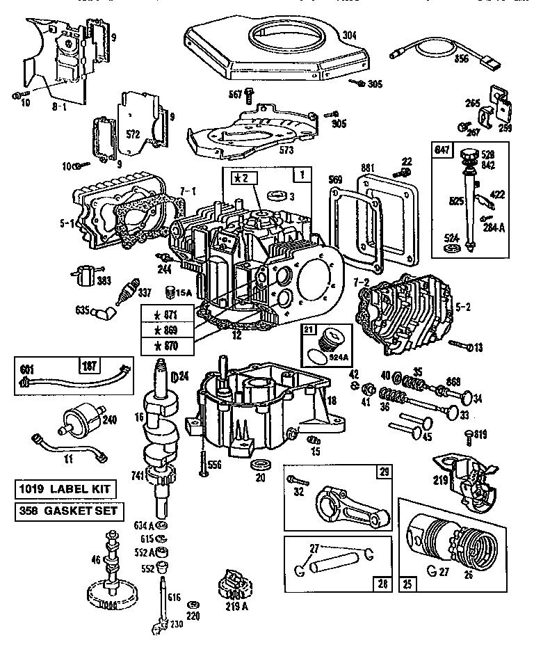 [ANLQ_8698]  FS_3150] Briggs And Stratton Wiring Diagram 16 Hp Wiring Diagram Briggs  Wiring Diagram | Briggs Engine Diagram |  | Onica Alypt Benol Wigeg Mohammedshrine Librar Wiring 101