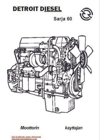 ng9541 detroit diesel engine schematics wiring diagram