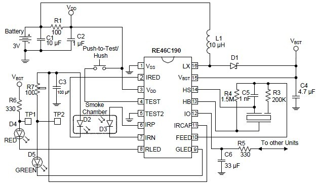 Vd 6234 Simplex Duct Detector Wiring Diagram Wiring Diagram