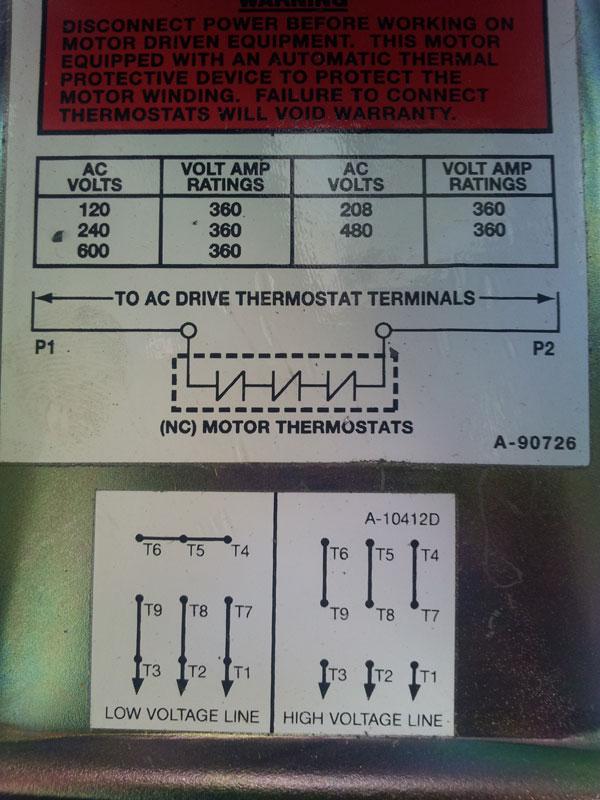 Cw 9733 3 Phase 2 Speed Motor Wiring Diagram Wiring Diagram