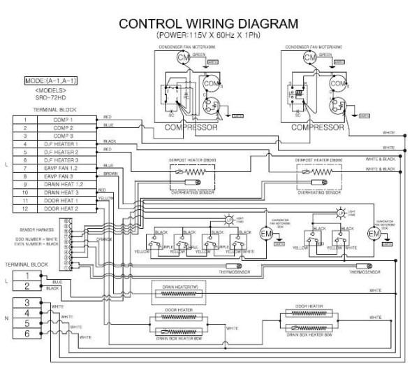EW_5582] Amana Refrigerator Wiring Schematic Download DiagramAriot Chor Mepta Mohammedshrine Librar Wiring 101