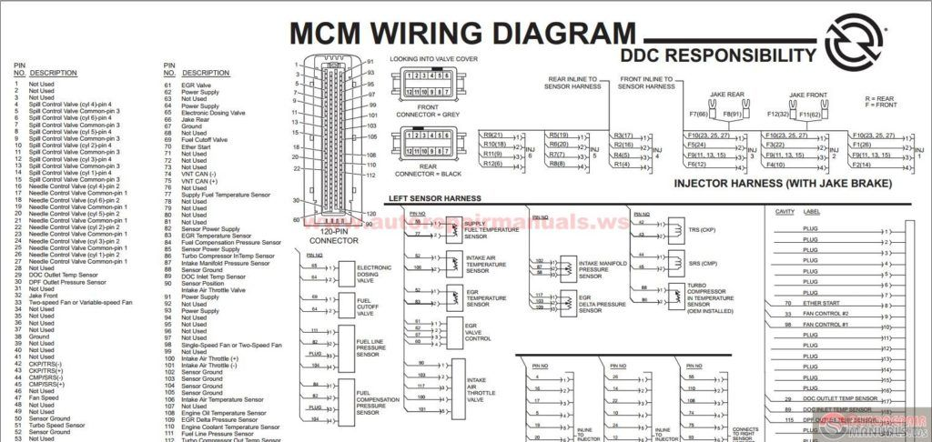 [ANLQ_8698]  WK_0729] Detroit Series 60 Ecm Wiring Diagram On Two Sd Motor Wiring Diagram | Detroit Series 60 Ecm Wiring Diagram Transmission |  | Spon Kesian Illuminateatx Librar Wiring 101