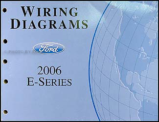 Astounding 2006 Ford Econoline Van Club Wagon Wiring Diagram Manual Original Wiring Cloud Ymoonsalvmohammedshrineorg