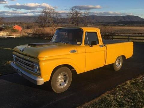 Cool Used Ford F 100 For Sale Carsforsale Com Wiring Cloud Timewinrebemohammedshrineorg