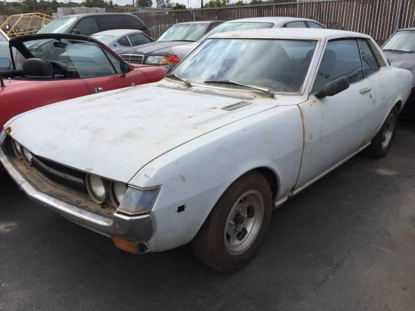 Prime Complete Project 1973 Toyota Celica Auto Restorationice Wiring Cloud Itislusmarecoveryedborg