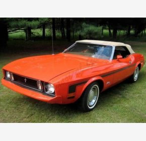 Fine 1973 Ford Mustang Classics For Sale Classics On Autotrader Wiring Cloud Uslyletkolfr09Org