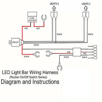 Strange Autos Waterproof Rear Light 5 Pin Red Led Rocker Switch Wiring Wiring Cloud Xortanetembamohammedshrineorg