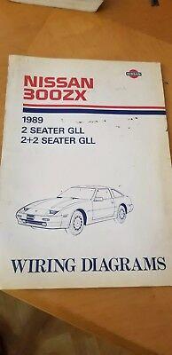 Sl 7843 Nissan Wiring Diagram 1989 300zx Schematic Wiring