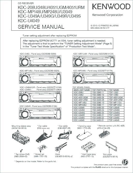 Rn 2536 Kenwood Excelon Wiring Diagram Kenwood Wiring Harness Diagram Wiring Schematic Wiring