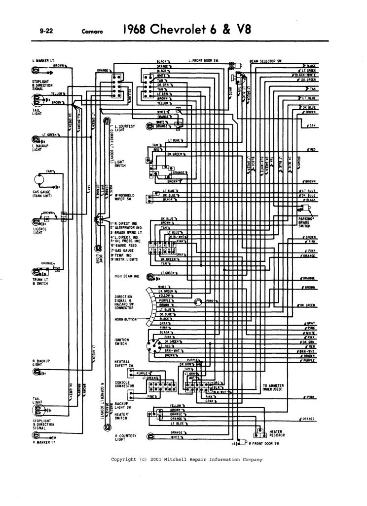 1967 Gto Dash Wiring Diagram Pro Wiring Diagram