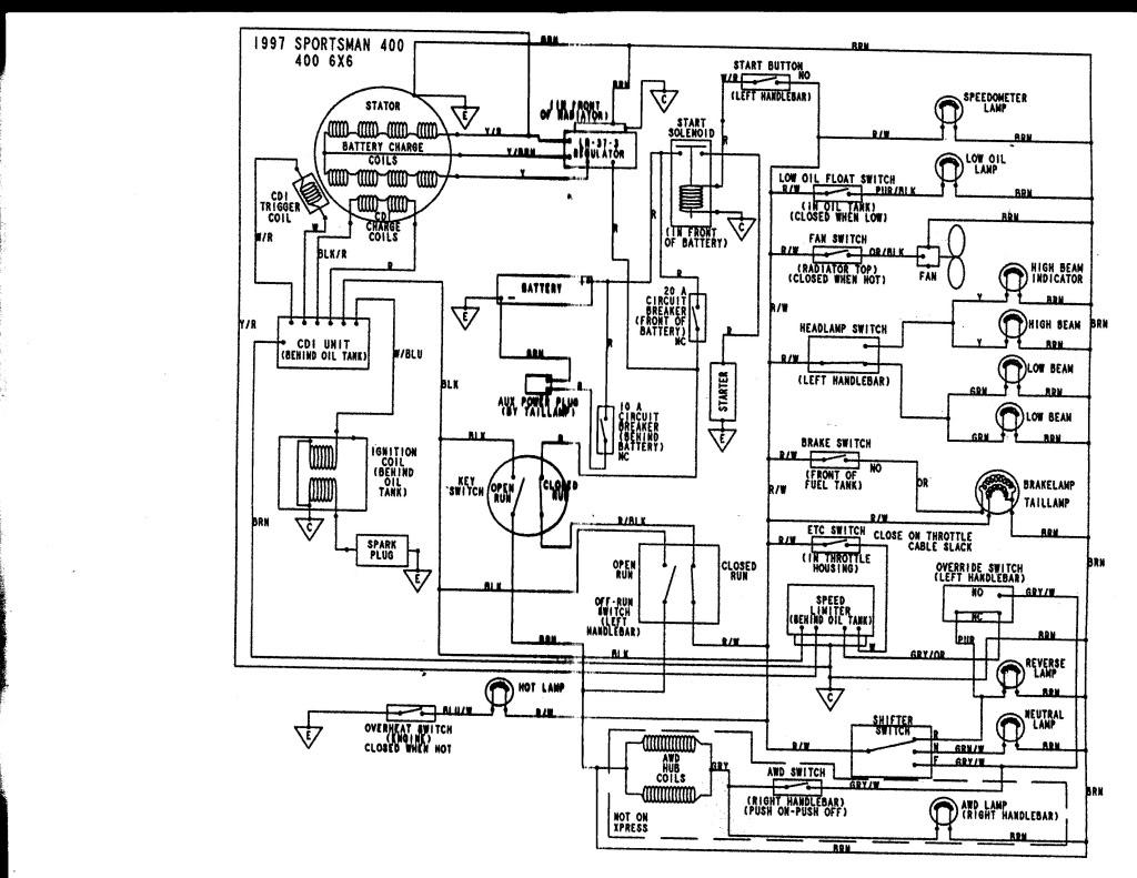 polaris scrambler 400 4x4 wiring diagram xo 9871  polaris scrambler 400 wiring diagram free diagram  polaris scrambler 400 wiring diagram