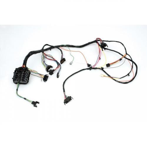 Yr 5577 1969 Camaro Under Dash Wiring Harness Schematic Wiring