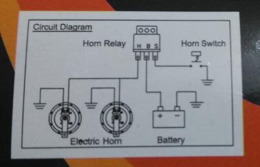 diagram] 12 volt horn relay diagram - sresor.lampadineantizanzare.it  diagram