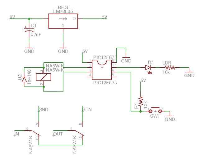 SS_5527] Dpdt Relay True Bypass Schematic Wiring