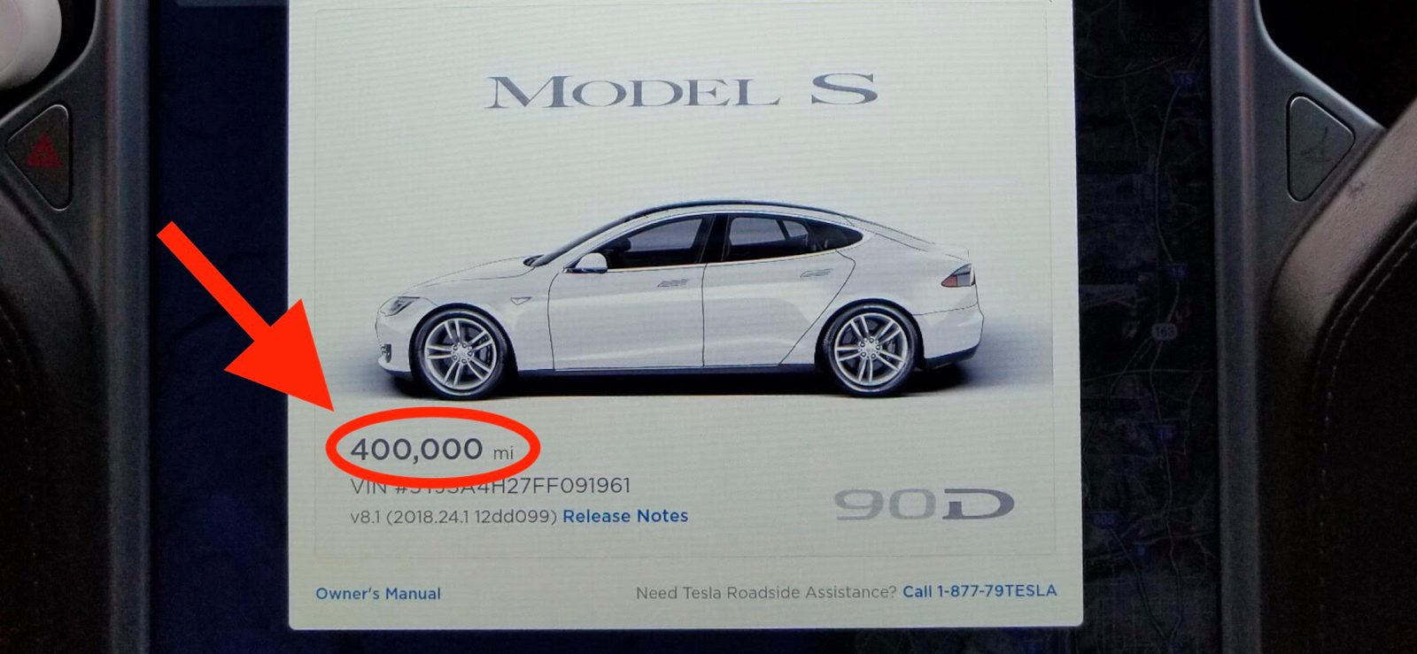 Swell Heres How A Tesla Model S Holds Up After 400 000 Miles In 3 Years Wiring Cloud Dulfrecoveryedborg