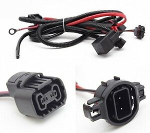 Miraculous 5202 9009 2504 H16 Ps24W Relay Wire Harness Adapter Kit Fog Lamp Drl Wiring Cloud Onicaalyptbenolwigegmohammedshrineorg