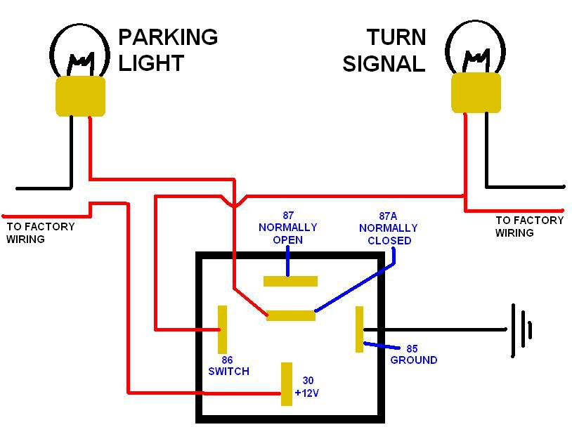gn9038 wiring diagram for drl relay free diagram