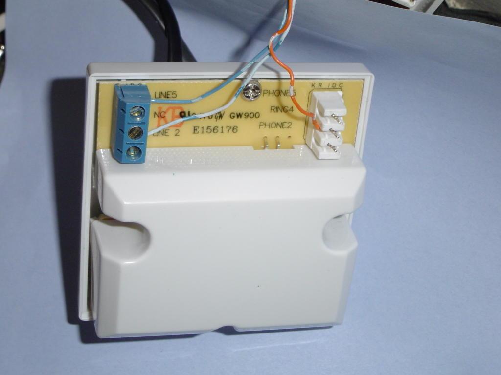Te 0921 Telephone Extension Socket Wiring