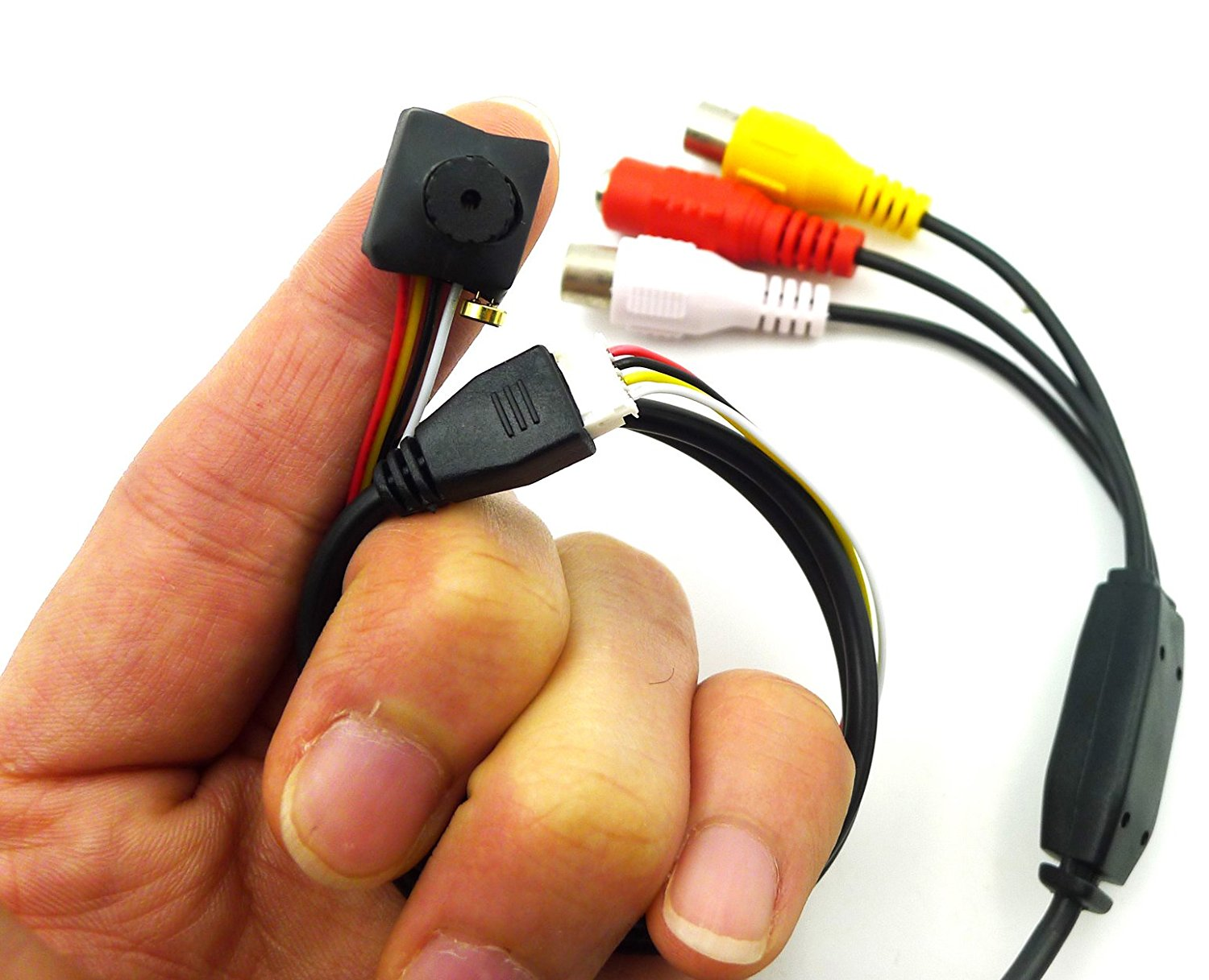 Stupendous Custom Wiring A Micro Camera To A Usb Electrical Engineering Stack Wiring Cloud Dulfrecoveryedborg