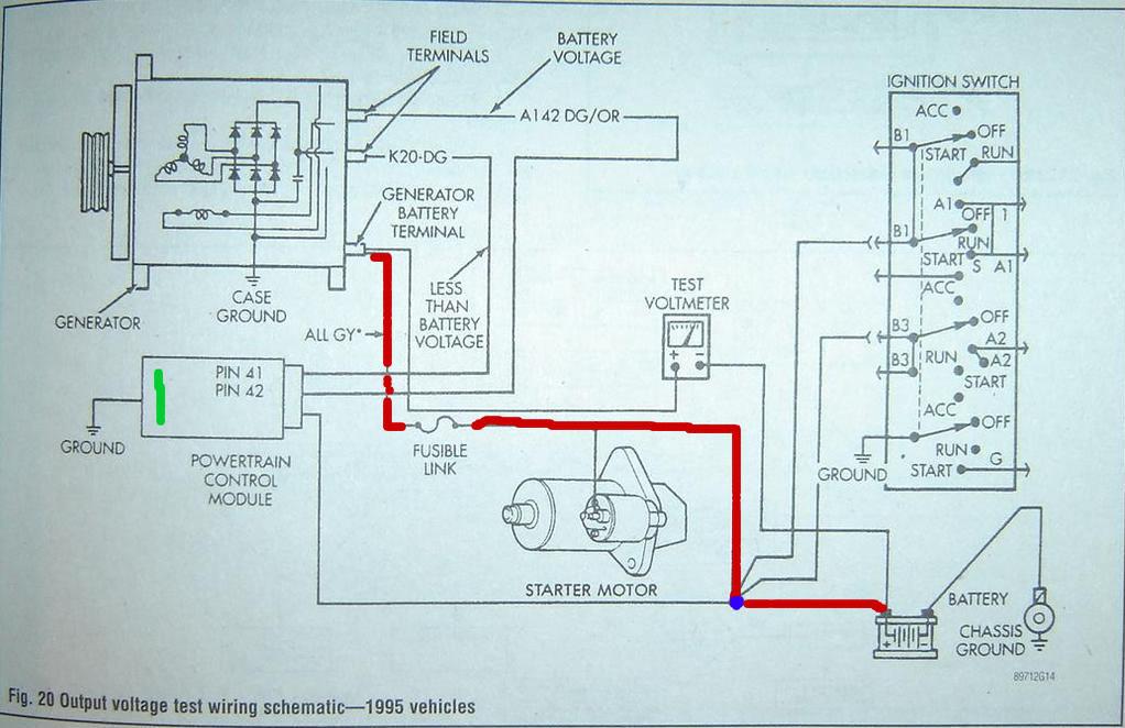 gs5450 99 dodge caravan wiring diagram firing download diagram