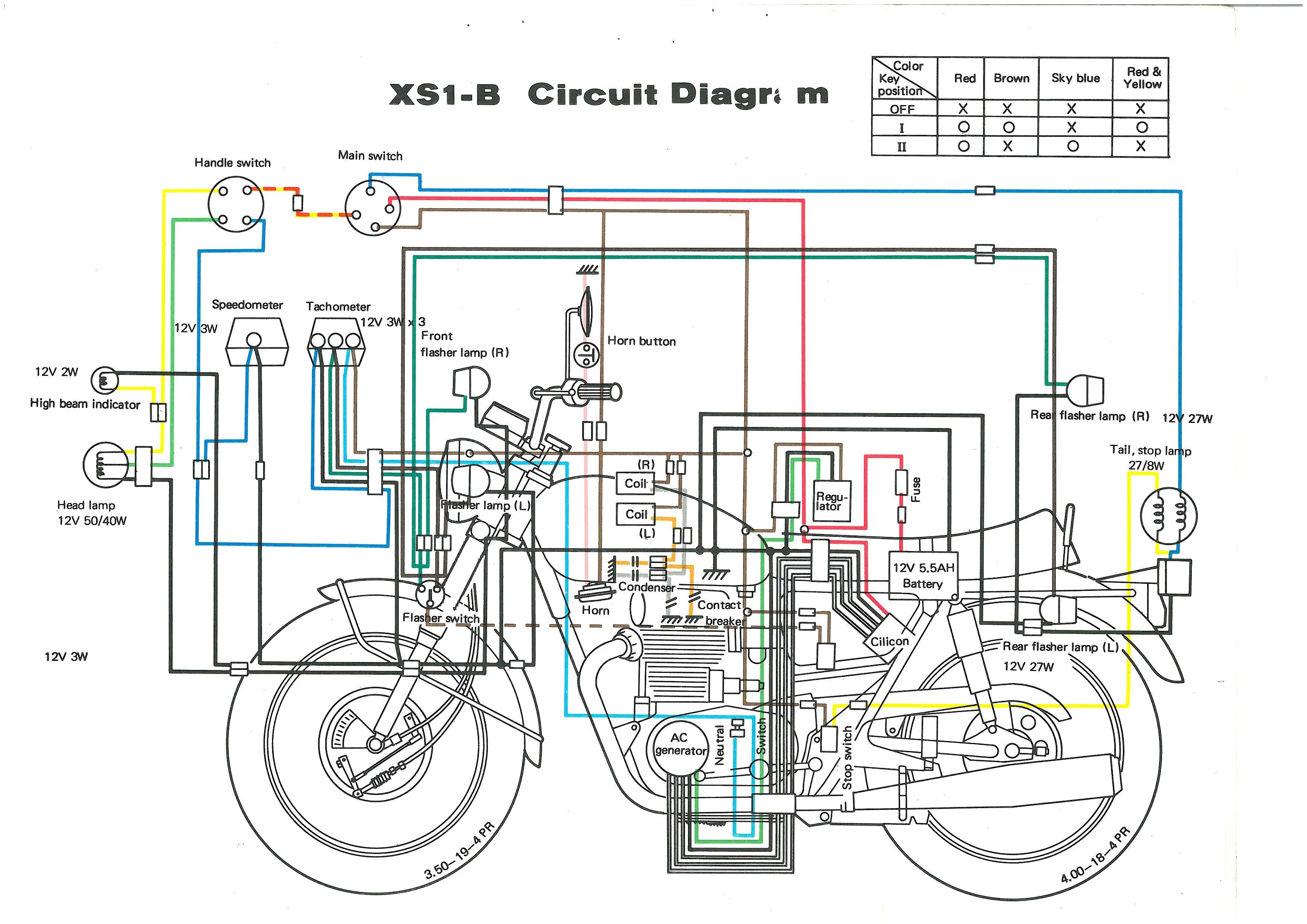 Superb Wiring Diagram Yamaha Sr 500 Wiring Diagram Database Wiring Cloud Intelaidewilluminateatxorg