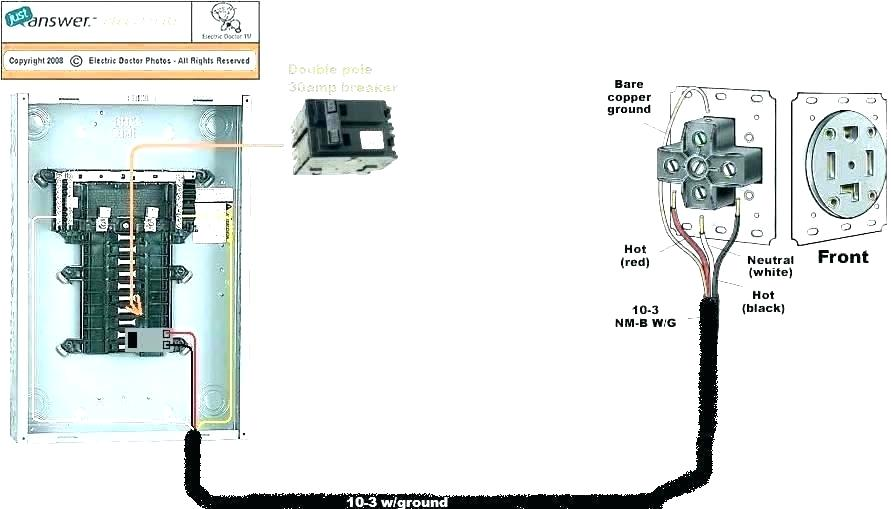 Awesome 220V Dryer Receptacle Wiring Wiring Diagram Wiring Cloud Dulfrecoveryedborg