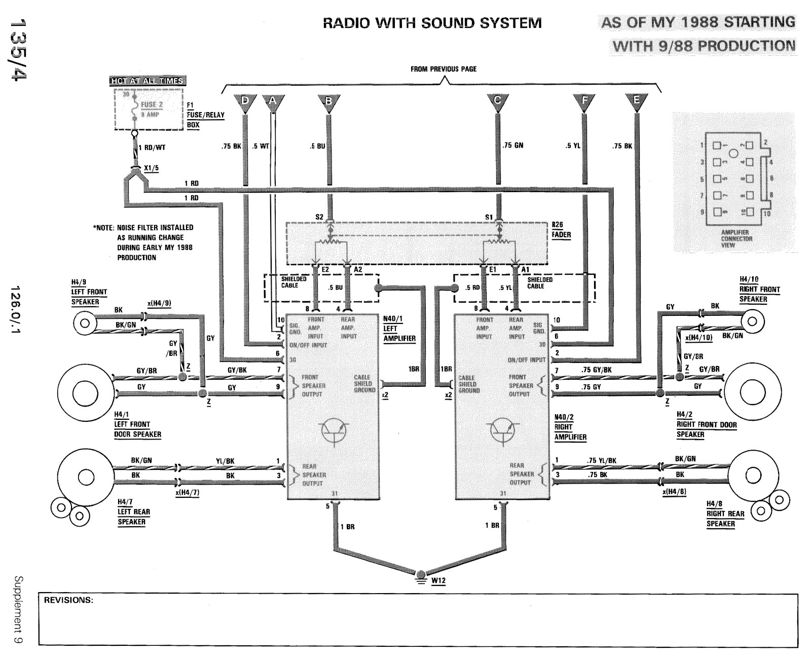 Wiring Diagram For Mercedes 300sel