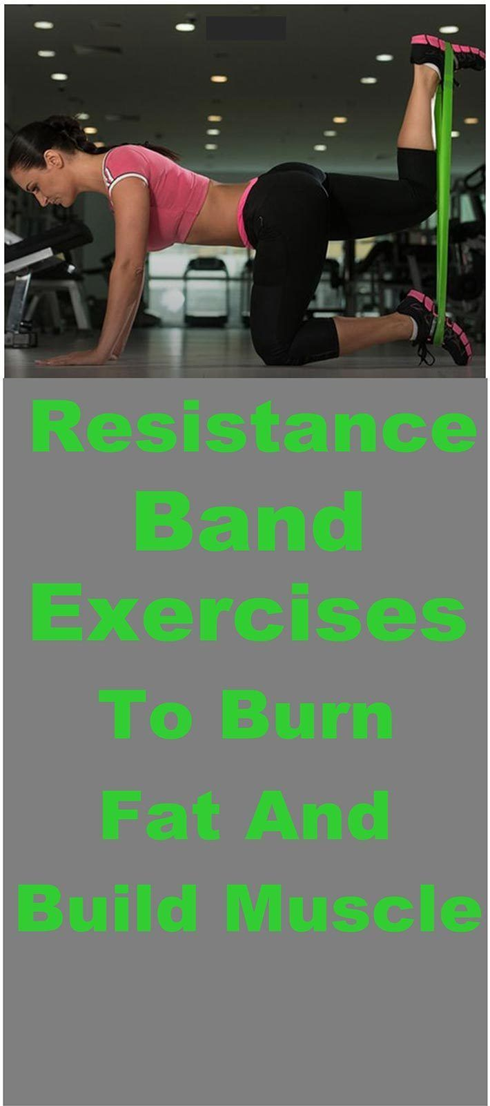 Fabulous Resistance Band Exercises To Burn Fat And Build Muscle Band Wiring Cloud Waroletkolfr09Org