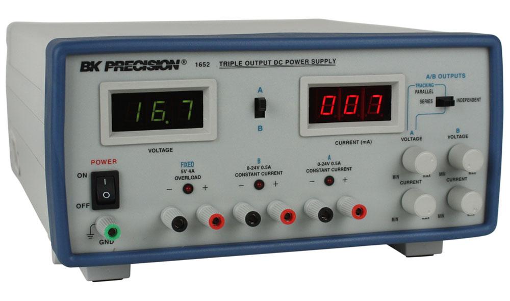 Terrific Model 1651A Triple Output Dc Power Supplies Bk Precision Wiring Cloud Rineaidewilluminateatxorg