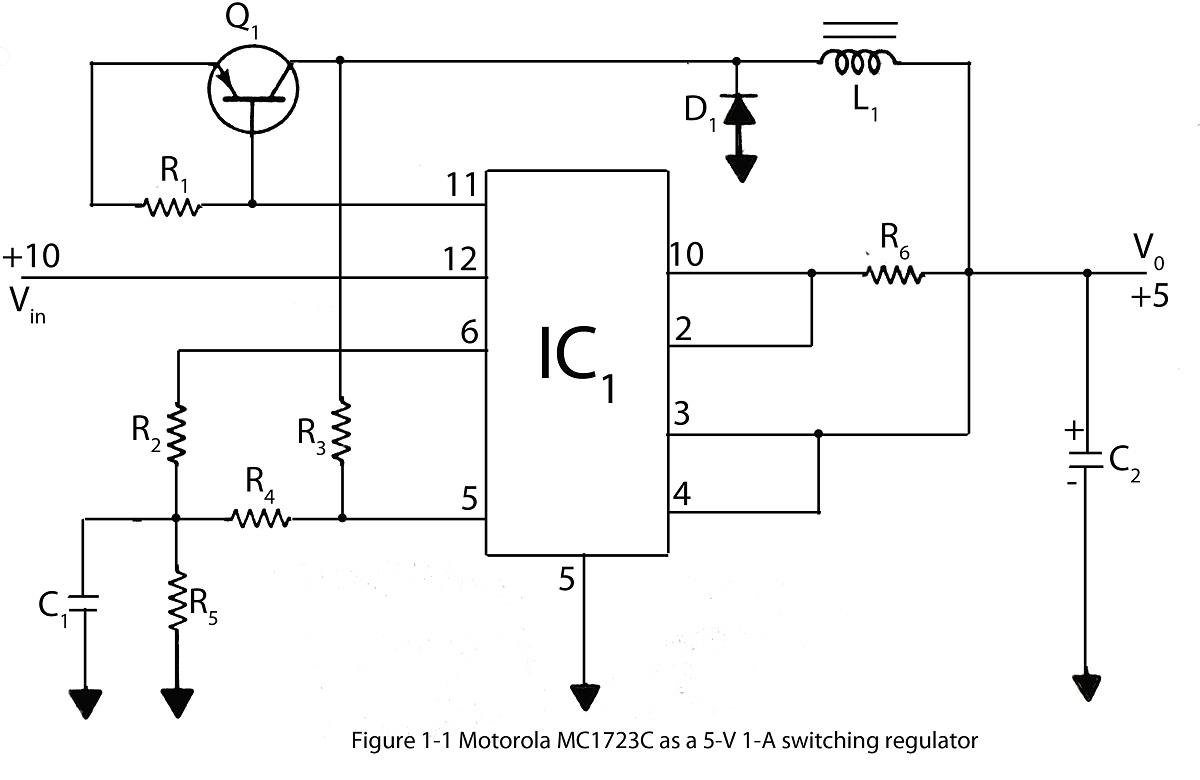 Super Switching Regulator 2 5V 1 Amp Electronics Project Wiring Cloud Orsalboapumohammedshrineorg