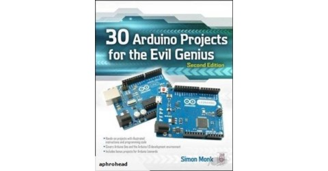 Super 30 Arduino Projects For The Evil Genius 2Nd Revised Edition By Wiring Cloud Domeilariaidewilluminateatxorg