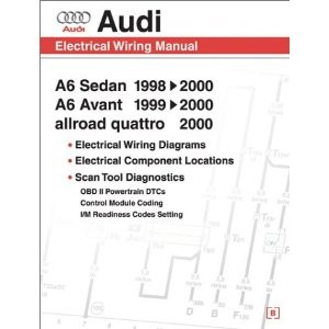 Fine Audi A6 Electrical Wiring Manual 1998 2000 Motoring Books Chaters Wiring Cloud Staixaidewilluminateatxorg