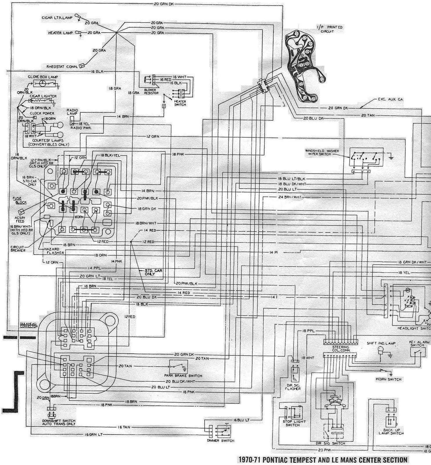 [SZ_5027] 70 Gto Wiring Diagram Download Diagram