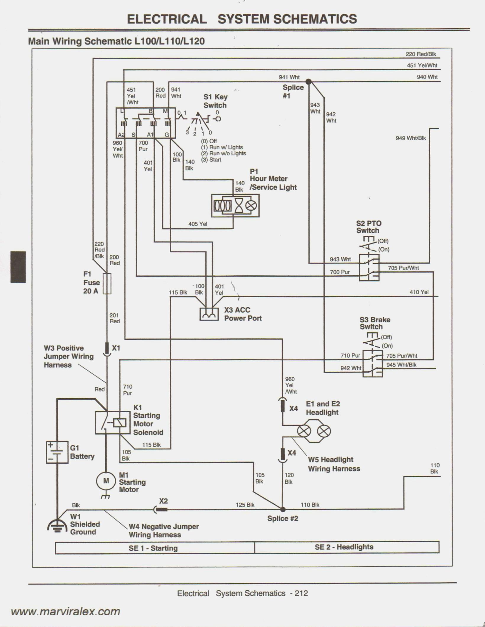 John Deere 2550 Wiring Diagram