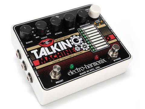 Magnificent Electro Harmonix Stereo Talking Machine Musicradar Wiring Cloud Timewinrebemohammedshrineorg