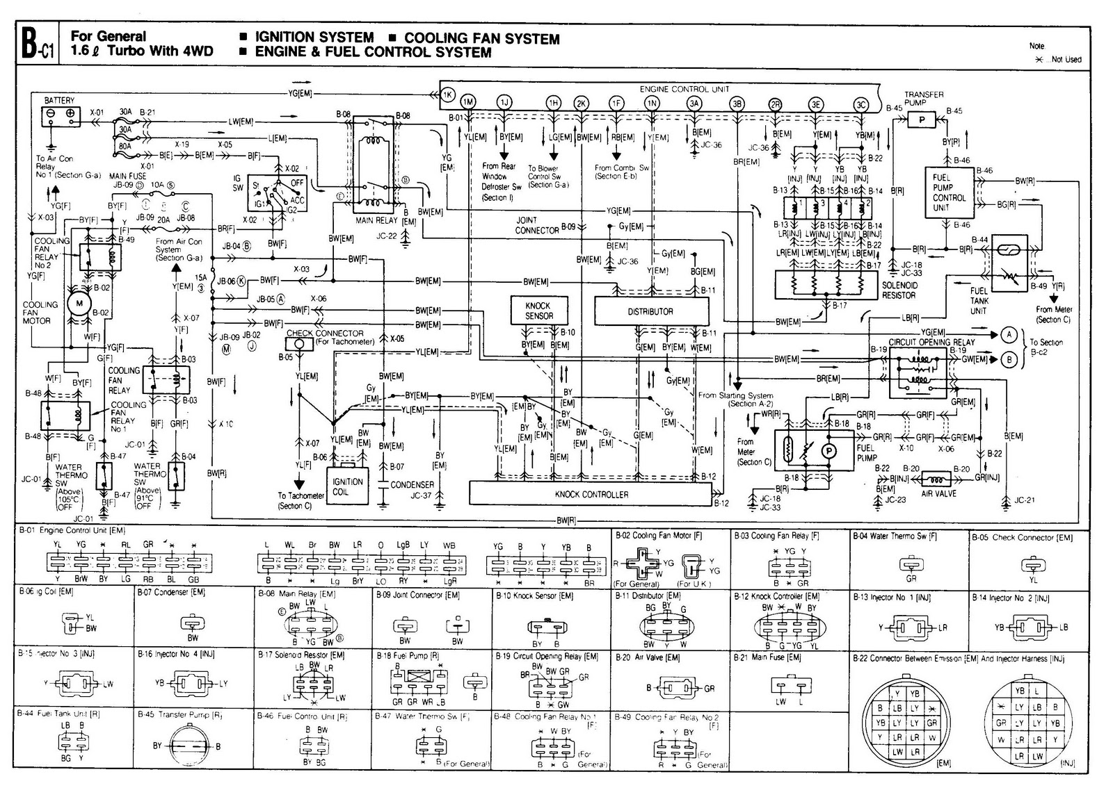 Dm 4274 Tach Wire Diagram Output Together With Microtech Rx7