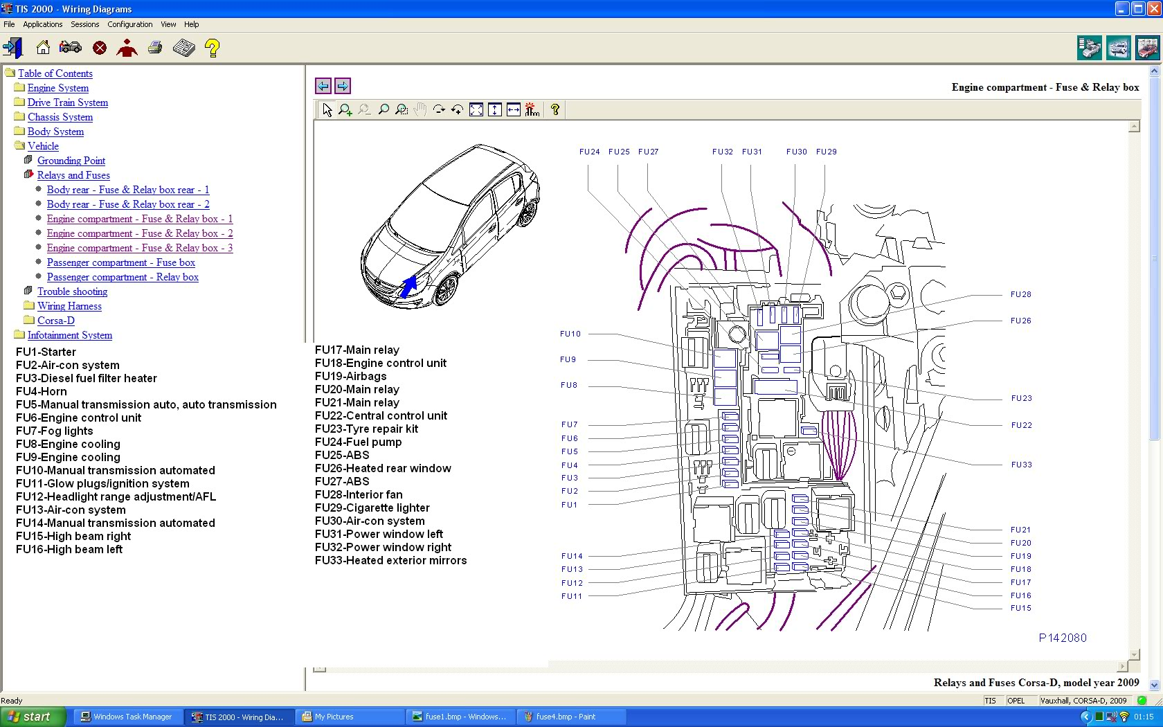 Excellent Fuse Box In Opel Corsa Wiring Diagram Data Wiring Cloud Eachirenstrafr09Org